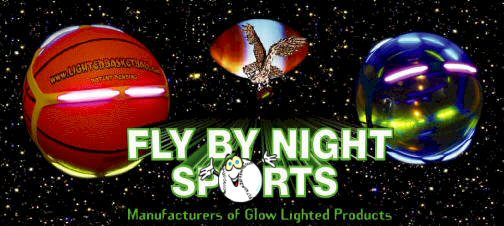 Glow-in-the-Dark Balls